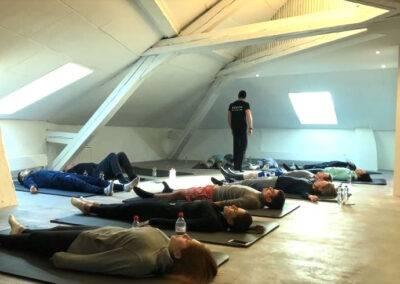 Stages Wim Hof - respiration Wim Hof par icemind - Jean Francois Tual, instructeur certifié méthode Wim Hof